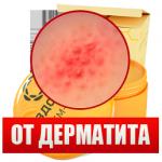 Крем ЗДОРОВ от дерматита - цена
